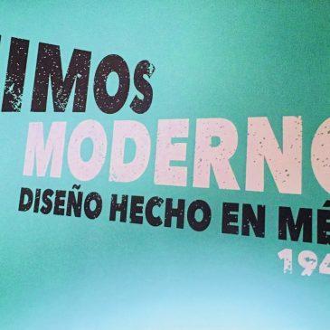 Exposition «Fuimos modernos…» – Museo de arte modero