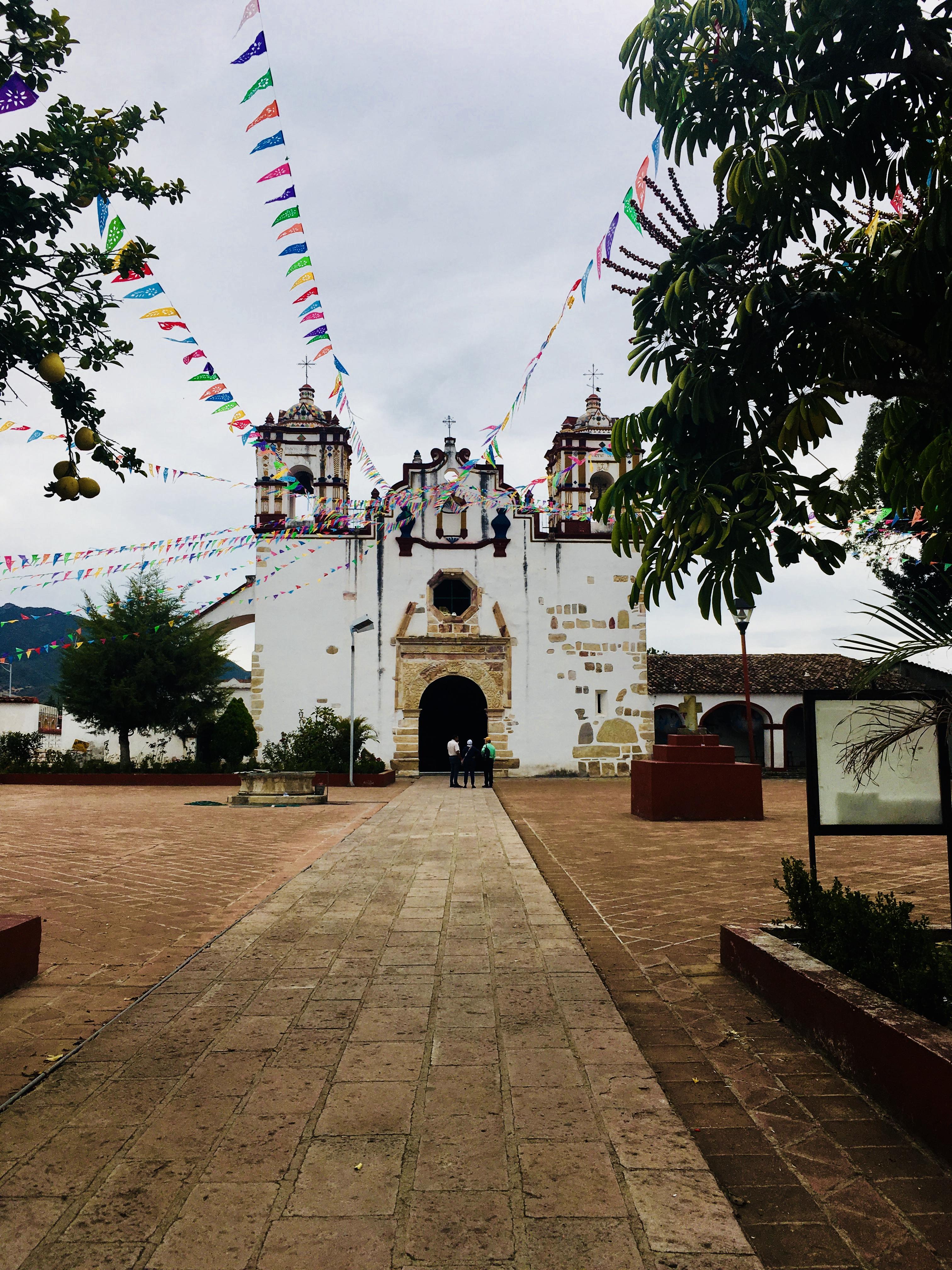 Iglesia de Teotitlán Del Valle