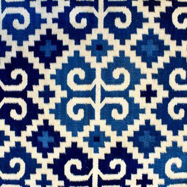Le bleu añil, une couleur pleine d'histoire.