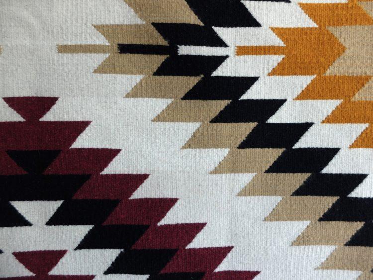 tapis ethnique California boho