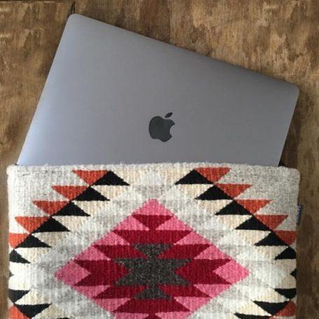 Housse PC portable artisanale