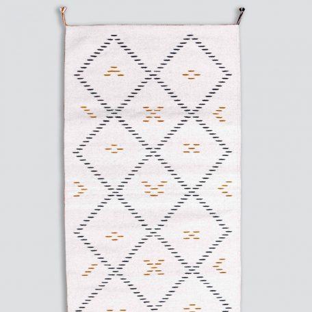 tapis berbère tissé à la main au mexique