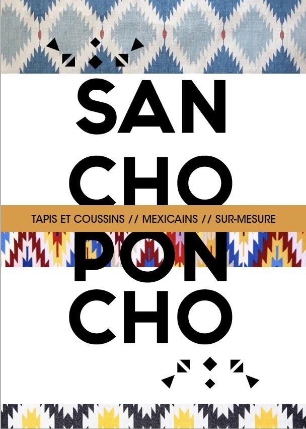 catalogue Sancho Poncho